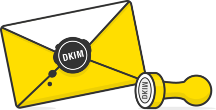 Explanation DKIM (DomainKeys Identified Mail) in all details