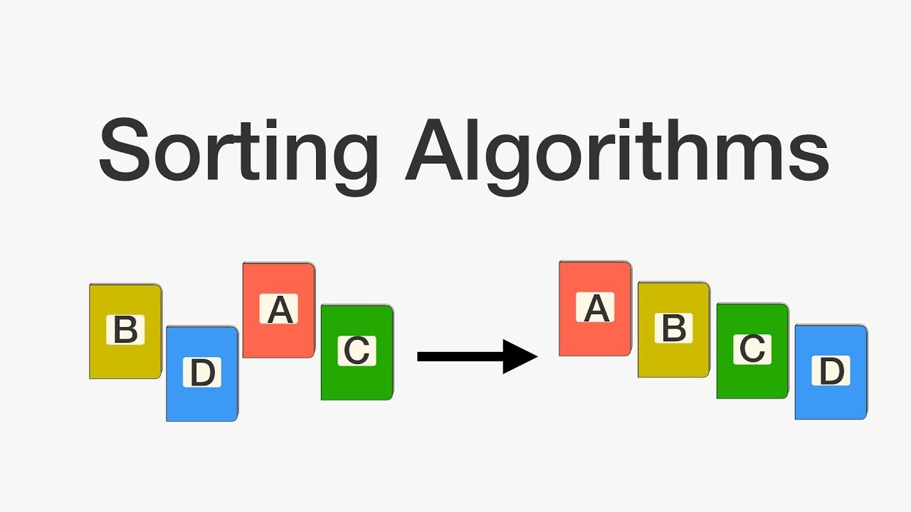 Top 5 sorting algorithms with Python code