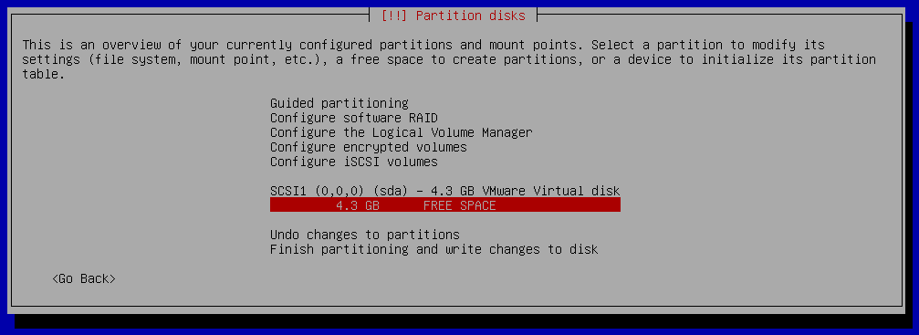 create efi partition 01