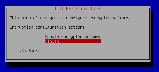 How to Enable Full Disk Encryption with encrypted boot, root